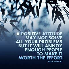 Top Positive Attitude Quotes