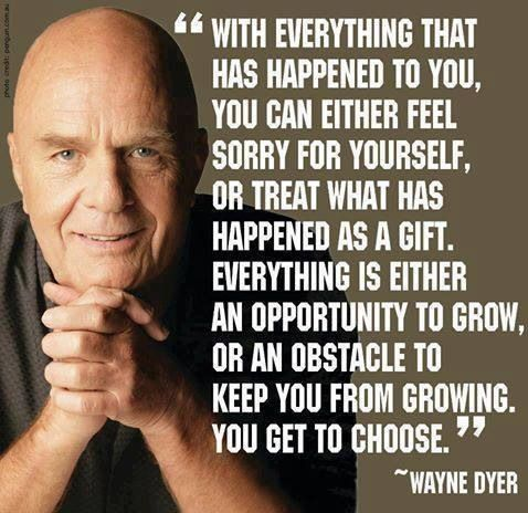wayne dyer how to start the day