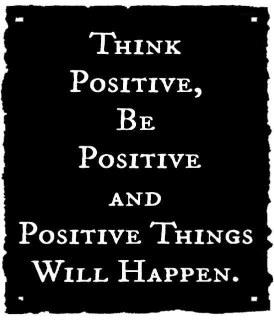 Positive Attitude Quotes: Best Power Of Positive Thinking Quotes