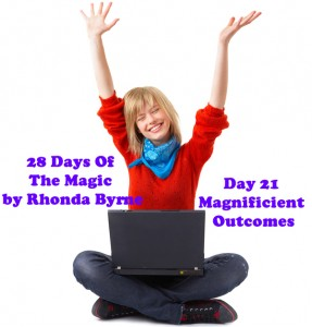 The Magic Day 21 Magnificient Outcomes