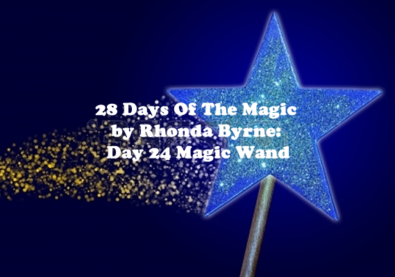 The Magic Day 24 Magic Wand