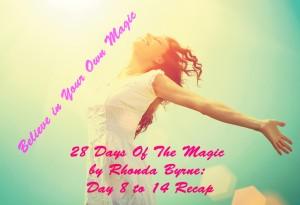 The Magic Day 8 to 14 Recap