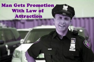 Promotion with law of attraction