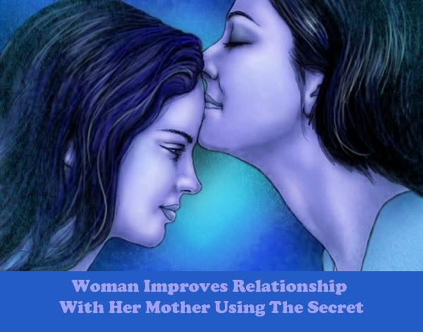 using the secret for relationships