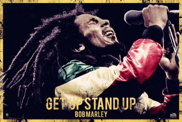 Bob Marley - Get Up, Stand Up Lyrics | MetroLyrics