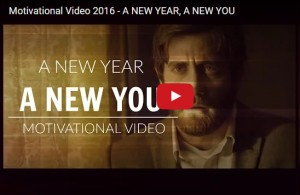Motivation video A new year a new you