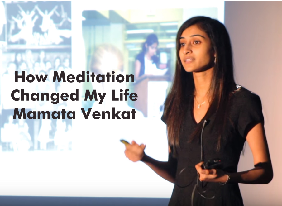 How Meditation Changed My Life Mamata Venkat