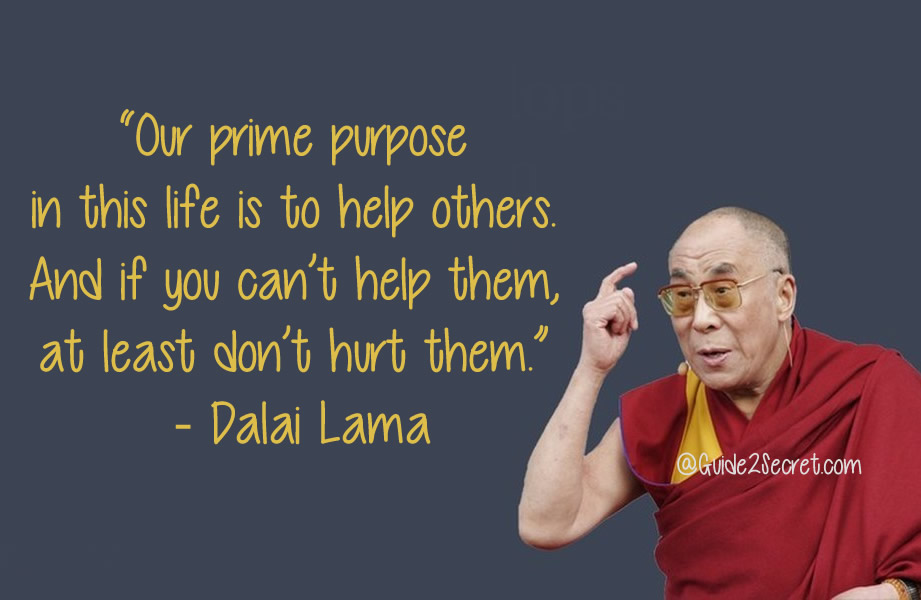 Dalai Lama Quotes Life Extraordinary Dalai Lama Quotes That Will Change The Way You Think