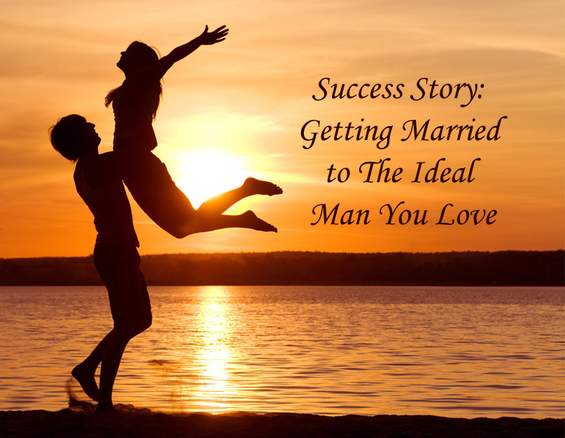 Success dating a married man
